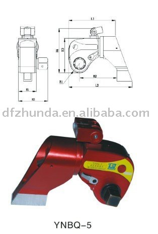 hydraulic torque wrench power hand tools