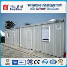 Venezuela hot sale ISO 9001 certificated portable modular container office
