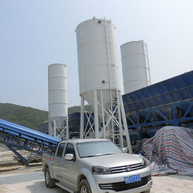 China Made safety carbon steel bean grain silo