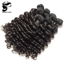10A Grade Unprocessed Human Hair, Raw Cambodian Hair
