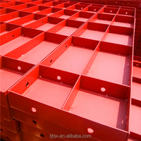 Steel Formwork For Concrete / Concrete Molds For Walls