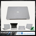 Wholesale Laptop Computer Protector Shiny Silver Skin For MacBook Air