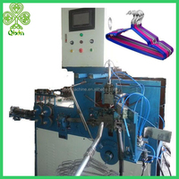 superior automatic pvc coated wire hanger machine | clothes hanger making machine