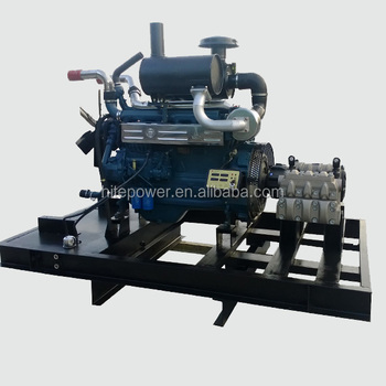 1800Hours Free Service High Pressure diesel engine water pump