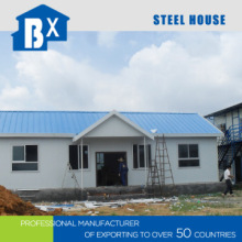 Sandwich Panel Prefab House largely exporting