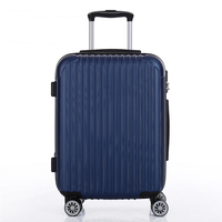 2016 latest ABS luggage/gift luggage/trolley bag