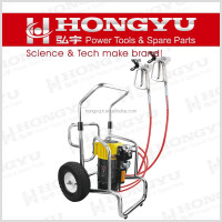 Practical Paint Sprayer HY-7000A, high pressure spray gun, Auto Paint Sprayer, painting respirator
