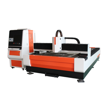 High precision Stainless steel Fiber Laser cutting machine SIGN-1530