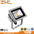 High quality Aluminum 10W COB LED Flood light 100-240VAC IP65 wateproof outdoor lighting wihite color