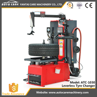 CE Certified Leverless Automatic Tire Changer / pneumatic Tire Changer/ Used motorcycle Tire Changer