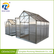 6.6 Square Meter Factory Direct Supply Hot Selling 200 Micron U V Resistant Plastic Film Greenhouse