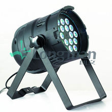 18X10W RGBW High Power LED Stage beam led decoration light for wedding