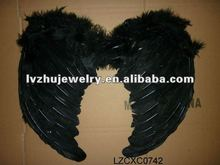 tennis mini costume feather angel wings LZCXC0742