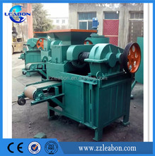 Biomass fuel used good quality coal briquette ball pressure machine 6t coal capacity