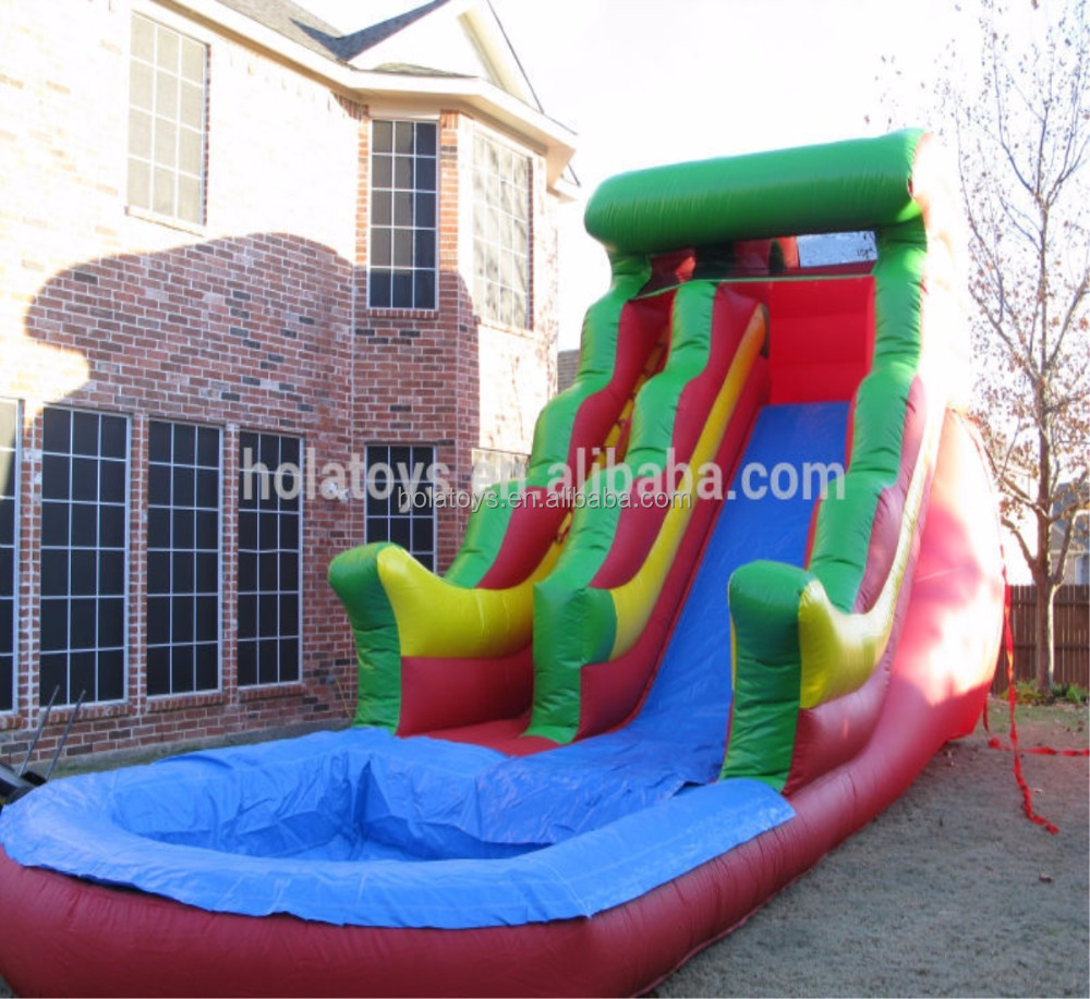 inflatable water slides wholesale/slide water