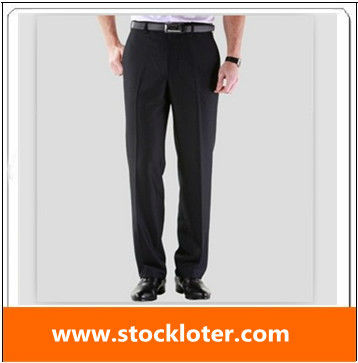 Man's Formal Business Suit Pants & Trousers Stock, 130902(2)