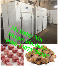 commerical meat drying machine/beef cube dryer/fish fillet drying machine