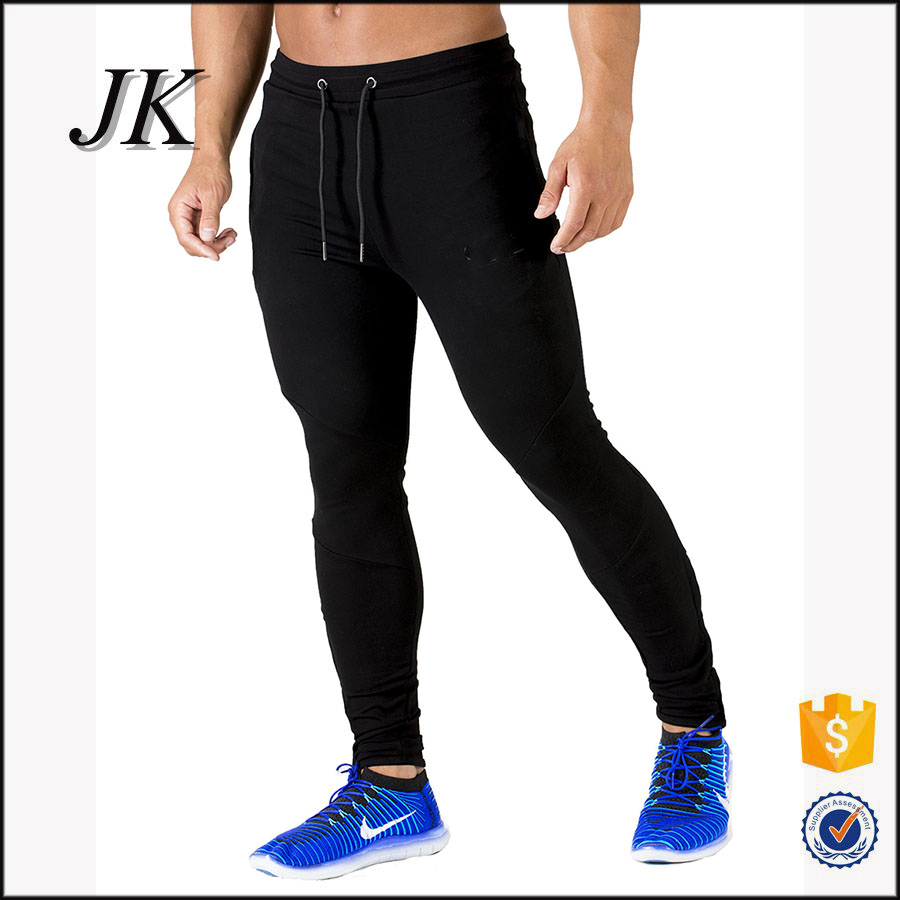 Wholesale joggers for men gym sweatpants custom logo tracksuit bottoms