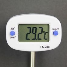 stainless steel probe Good cook meat digital thermometer
