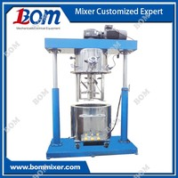 Road pouring sealant glue mixing machine
