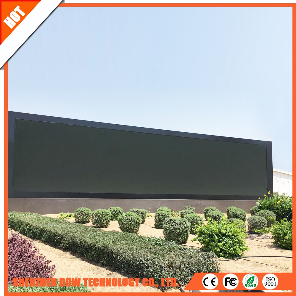 Reasonable price P2/P3/P4/P6/P8/P10 big sport hd tv board 3g advertising display video laptop led screen
