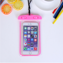 2017 New customized mobile phone accessories waterproof phone bag/pounch/case