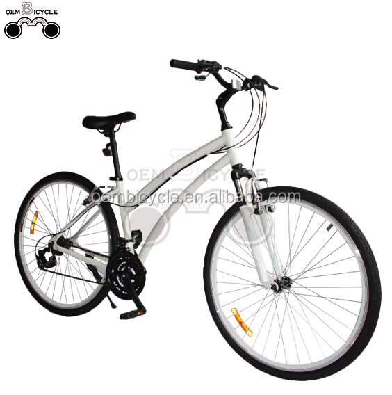 2017 New Style 700C bicicleta de ciudad 21speed Aluminum Alloy Mountain Bike For Women