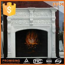 wholesale price marble japanese style fireplace