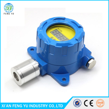 industrial fixed ethylene oxide h2s gas detector with high quality