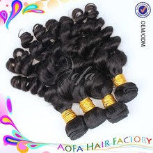 Top quality brazilian hair vendor wholesale grade 7a virgin hair unprocessed
