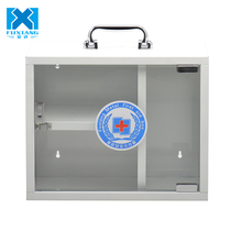 Wholesale 1st aid supplies list medical kit wall mounted first aid box