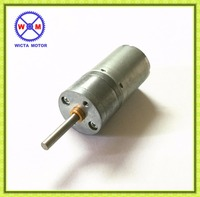 1000rpm carbon brushed precise high torque small dc geared motors 12v
