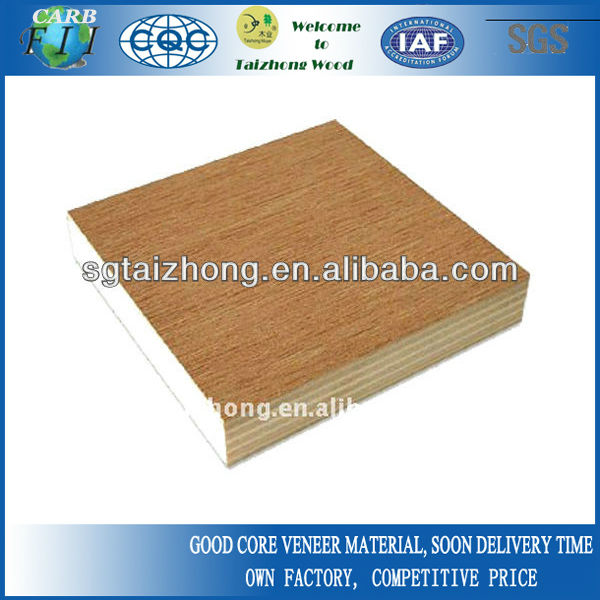 Combi Core Wood Veneer Artificial Plywood