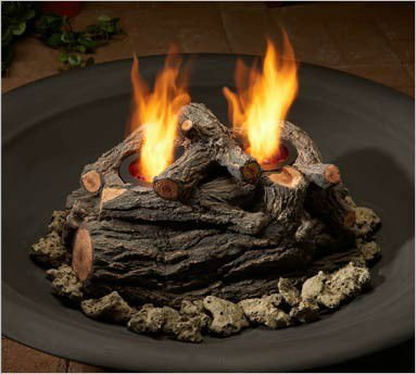 Real Flame 310 2-Can Gel Firepit Insert