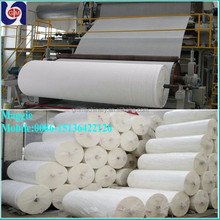 2016 Tissue Paper Machine Production Line Equipment Toilet tissue paper roll making manufacturing machine production line price