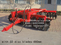 GRADA DE DISCO Top quality competitive price hydraulic offset disc harrow