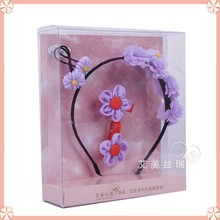Pretty hair decoration set beautiful cute headhand for babys