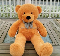 Soft Teddy Bear Plush giant teddy bear 100cm/plush teddy bear free sample