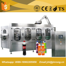 High Speed Rotary Type Carbonated Drink Cola Filling Machine