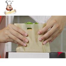 PTFE Non-stick & Reusable Toaster Bag/ Toast Bag - Make toasted sandwiches easily and with no mess