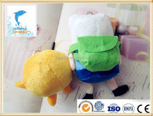 Plush Cute animated plush mobile accessory with Soft New Material