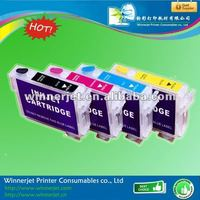 Refillable Ink Cartridge T1291 For Epson Stylus Office BX525WD/BX625FWD/B42WD