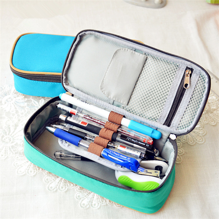 Hot Selling Cheap Pencil Case For Child Custom Pencil Bag