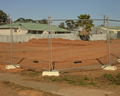 Australia portable temporary fence for festival construction fence panel