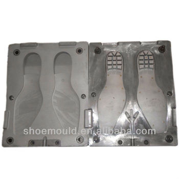 New TR Shoe Mold for TR Injection Sole Molding Machine, Mould for TR soles