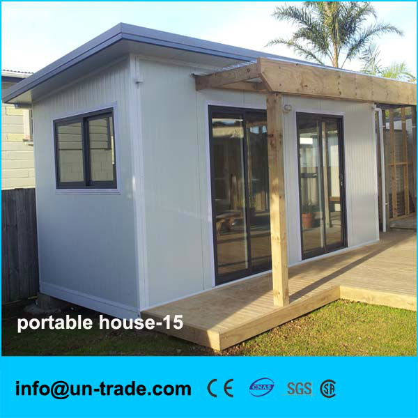 Nice decorated and environment-friendly prefabricated house