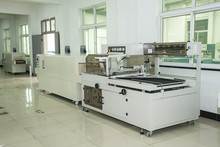 L type automatic shrink package machine