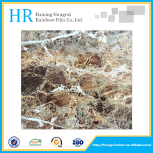 heat transfer thermo film marble pet mylar video projection film
