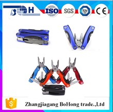 Best price 9 in 1 multi tool pliers multi survival tools from china