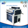 Professional supplier WD-FLM-B36 36inch Flower Patterm texture Embossing UV Coater Laminating album UV laminating machines